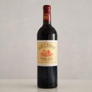 ソムリエ・エクセレンスが選ぶ今日の一本 クロ・レグリーズ 1997年、エクス・シャトーの熟成ボトルです!