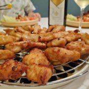 鶏むね肉の唐揚げは白ワインでペアリング