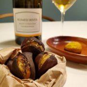 焼き栗とワイン、旬の食材とワインのペアリングをソムリエエクセレンスがご提案します