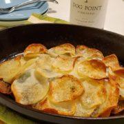 太刀魚とじゃがいものオーブン焼き、ソーヴィニヨンブランでワインペアリングを楽しむ