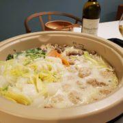 豆乳鍋の簡単レシピ。ワインとのペアリングも簡単!?