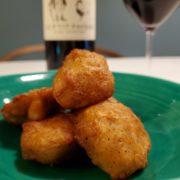 冷凍唐揚げ|ニチレイ特からとワインのペアリング