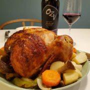 コストコのロティサリーチキンは付け合わせが肝心|クリスマスのワインペアリング