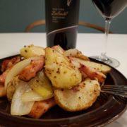 ジャーマンポテトのレシピとワインのペアリング