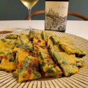 旬のニラたっぷり!美味しい定番チヂミのレシピと白ワインのペアリング