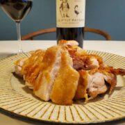 美味しく焼ける!鶏もも肉のチキングリルとワインのペアリング