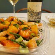 コストコのセビーチェとワインのペアリング|南米の名物料理