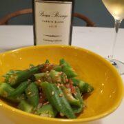 オクラの梅肉おかか和えの作り方とワインペアリングのポイント