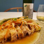 冷やして美味しい作り置きおかず!『鶏もも肉のまるごと南蛮漬け』の作り方