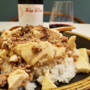 【市販の素不要】まろやか簡単麻婆豆腐の作り方とワインペアリングの楽しみ方