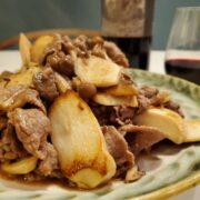 簡単美味しい!牛肉ときのこのオイスターソース炒めの作り方