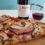 コストコの新作丸型ピザ『ポルケッタ』|冷凍しても美味しい焼き方