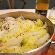 もはや定番!白菜大根と豚バラ肉のミルフィーユ鍋