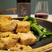 凍り豆腐の醤油煮|冷凍した豆腐が美味しい
