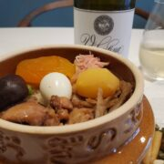 日本最古の駅弁!荻野屋「峠の釜めし」とワインのペアリング|有名弁当とワイン①